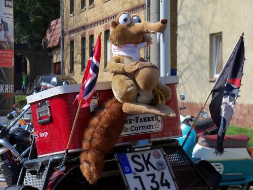 Bikertreffen 2016 in Mötzlich Bild 5 von Edda Gießler