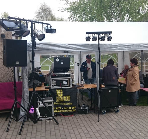 Eichbaumfest 2016 in Mötzlich Bild 1 von Sascha Wiesner