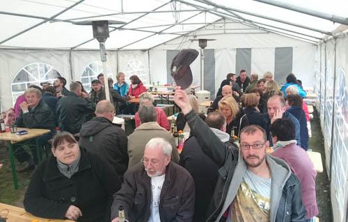 12. Eichbaumfest 2016 in Mötzlich Bild 6 von Sascha Wiesner